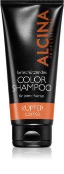 Alcina Color Copper champú para un tono cobrizo del cabello