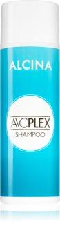 Alcina A\CPlex szampon wzmacniający do włosów farbowanych i zniszczonych