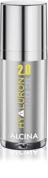 Alcina Hyaluron 2.0 Ansiktsgel  med lindrande effekt