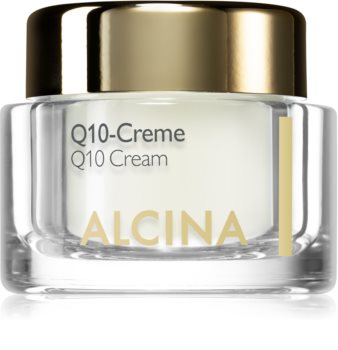 Alcina Effective Care krem do twarzy z koenzymem Q10