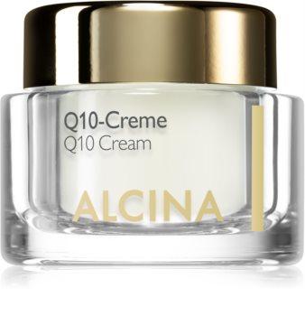 Alcina Effective Care krema za obraz s koencimom Q10