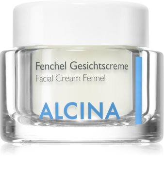 Alcina For Dry Skin Fennel Cream For Skin Resurfacing
