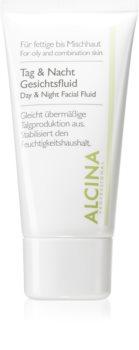 Alcina For Oily Skin lozione giorno e notte seboregolatrice