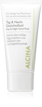 Alcina For Oily Skin дневной и ночной крем для регуляции выработки кожного сала