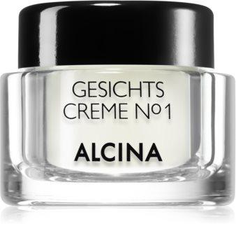 Alcina N°1 Gesichtscreme mit feuchtigkeitsspendender Wirkung