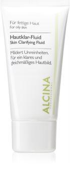 Alcina For Oily Skin Urtevæske med lysende effekt
