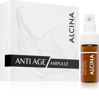Alcina Effective Care tratamiento antiarrugas con efecto rejuvenecedor