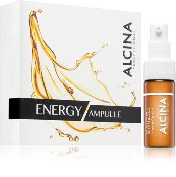 Alcina Effective Care tratamiento energizante para pieles cansadas