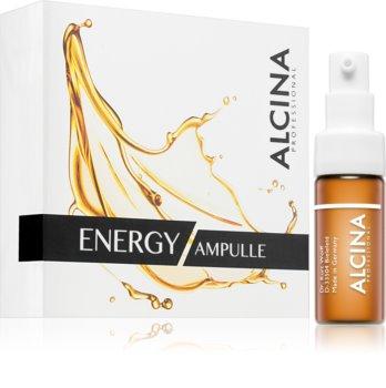 Alcina Effective Care енергизираща грижа за уморена кожа