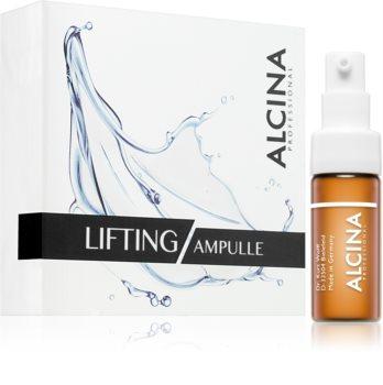 Alcina Effective Care ухаживающее средство с эффектом лифтинга с мгновенным эффектом