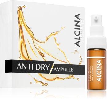 Alcina Effective Care pielęgnacja przeciwzmarszczkowa do skóry suchej i bardzo suchej
