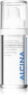 Alcina For Dry Skin hidratáló szérum