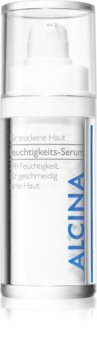 Alcina For Dry Skin увлажняющая сыворотка