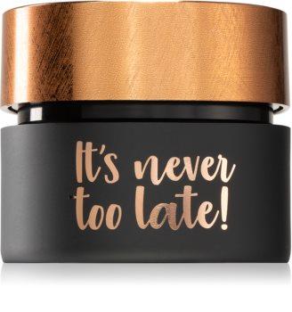 Alcina It's never too late! krem przeciwzmarszczkowy do twarzy
