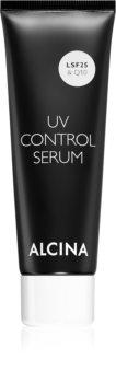Alcina UV Control zaščitni serum proti pigmentnim madežem