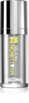 Alcina Hyaluron 2.0 gel facial con efecto alisante