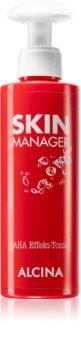 Alcina Skin Manager Tonic pentru față cu acizi din fructe