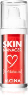 Alcina Skin Manager Perfektionist fluide poudré pour une peau parfaitement mate