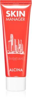 Alcina Skin Manager Bodyguard Hudbehandling för att skydda mot luftföroreningar