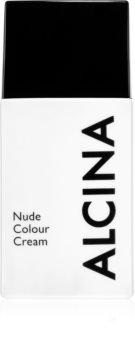 Alcina Decorative Nude Colour tónovací krém pre prirodzený vzhľad