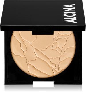 Alcina Decorative Matt Sensation Kompaktpuder und Make Up in einem