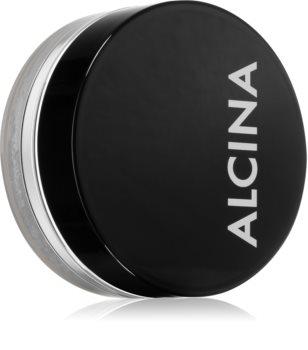 Alcina Luxury Loose Powder poudre libre transparente