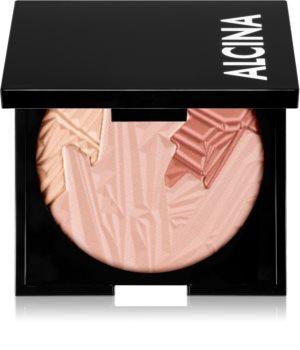 Alcina Brilliant Blush πολύχρωμο ρουζ