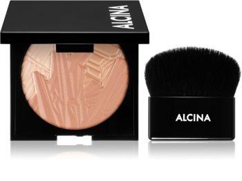 Alcina Brilliant Blush többszínű arcpír