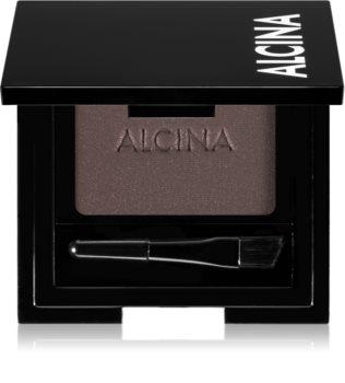 Alcina Decorative Perfect Eyebrow pudrasto senčilo za oči za obrvi