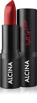 Alcina Decorative Matt Lip Colour rouge à lèvres mat
