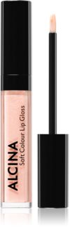 Alcina Decorative Soft Colour Lipgloss