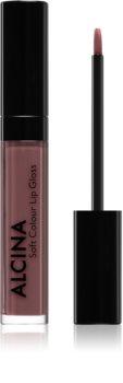Alcina Decorative Soft Colour Lip Gloss Läppglans