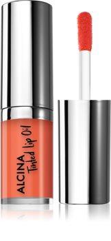 Alcina Decorative Tinted Lip Oil ulei nuanțator pentru buze