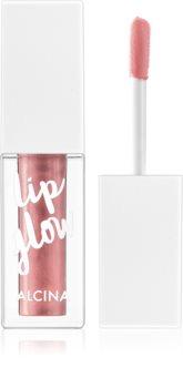 Alcina Lip Glow pflegendes Lipgloss