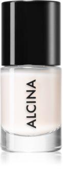Alcina Decorative Effective Hardener erősítő körömlakk