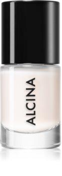 Alcina Decorative Effective Hardener zpevňující lak na nehty