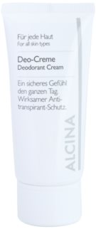 Alcina For All Skin Types deo-κρέμα