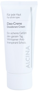 Alcina For All Skin Types Део-крем