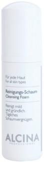 Alcina For All Skin Types čistilna pena s pantenolom