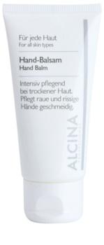 Alcina For All Skin Types бальзам для рук для сухої та потрісканої шкіри
