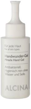 Alcina For All Skin Types gel de limpeza para mãos