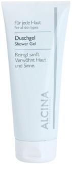 Alcina For All Skin Types Duschgel mit Mineralien