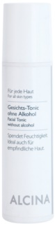 Alcina For All Skin Types tonik za obraz brez alkohola