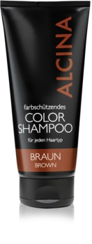 Alcina Color Brown Shampoo For Brown Hair Shades