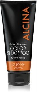 Alcina Color Copper Shampoo for Copper Shades