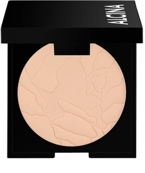 Alcina Decorative Matt Sensation kompaktní pudr a make-up 2 v 1