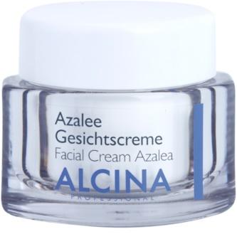 Alcina For Dry Skin Azalea Ansiktskräm Återställande hudbarriär