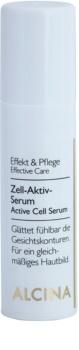 Alcina Effective Care активен серум за изглаждане на контурите на лицето