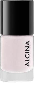 Alcina Decorative Effective Hardener spevňujúci lak na nechty