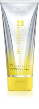 Alcina Hyaluron 2.0 balzam pre suché a slabé vlasy